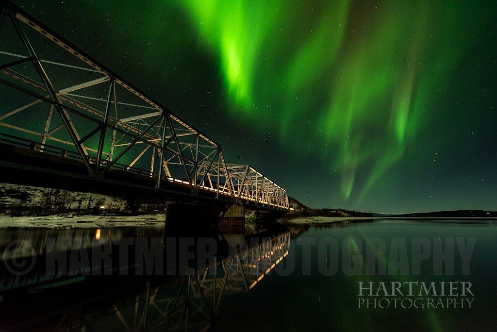 Lewes River Bridge, Yukon