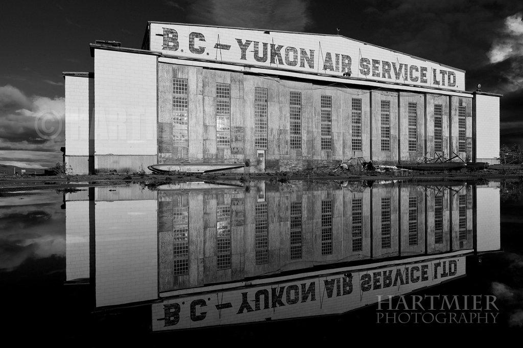 WW2 Hanger, Watson LakeYT