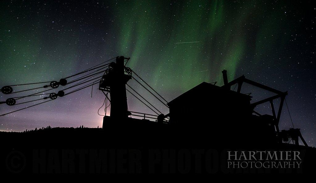 Dredge#4 , Dawson City Yukon