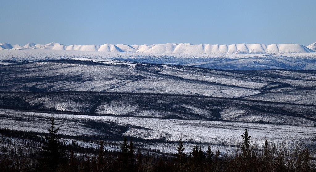 Dempster Highway Yukon, spring 18
