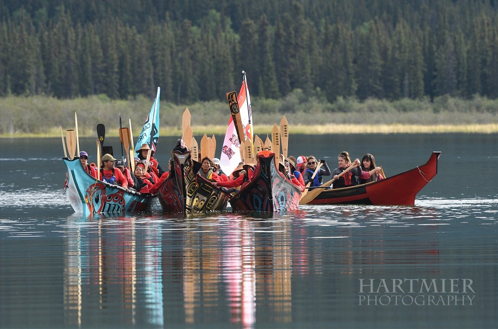 Haa Kusteeyi Celebration 2019 Carcross Yukon