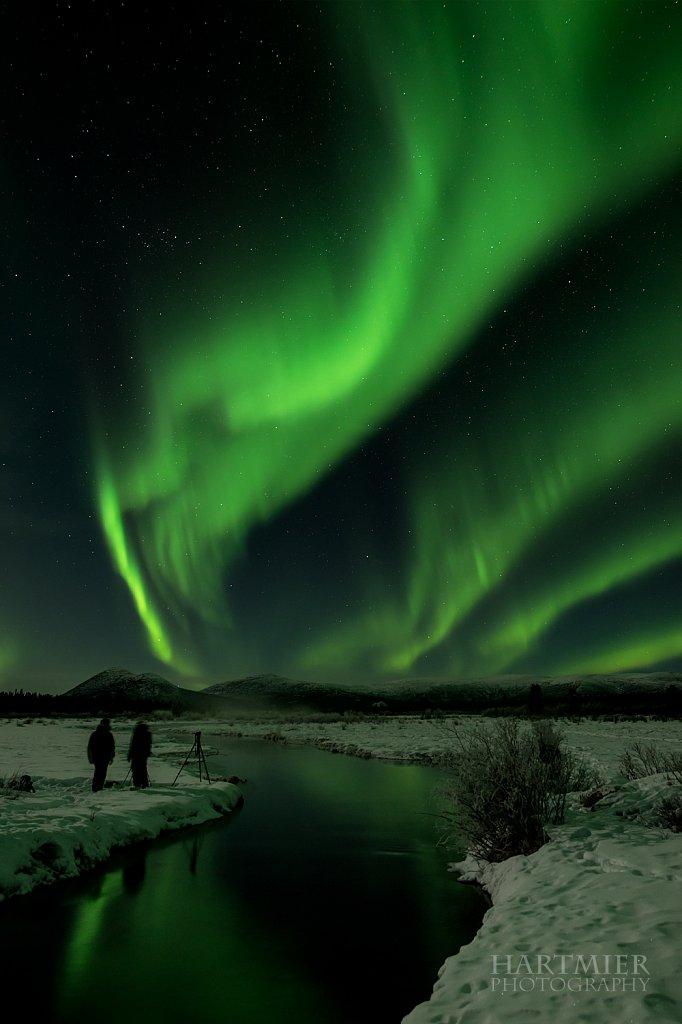 Aurora, Fish Lk    Yukon