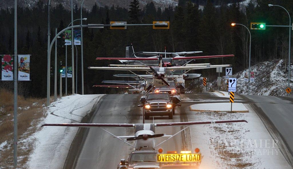 Float Plane Migration